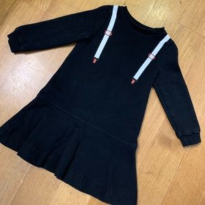 Girls Black Dress size 5